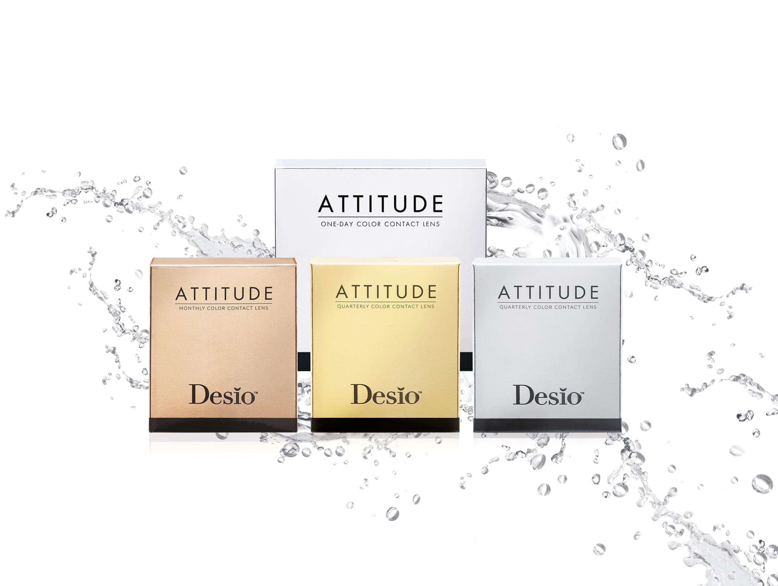 Attitude: 16 colori diversi per occhi irresistibili